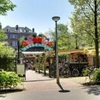 Rosalisa Vondeltuin - Uithangbord Vondelpark