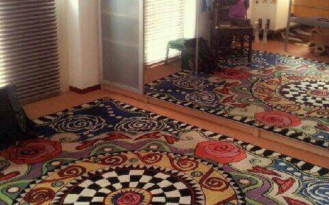 rosalisa_carpets_psychedelic_rose_orange