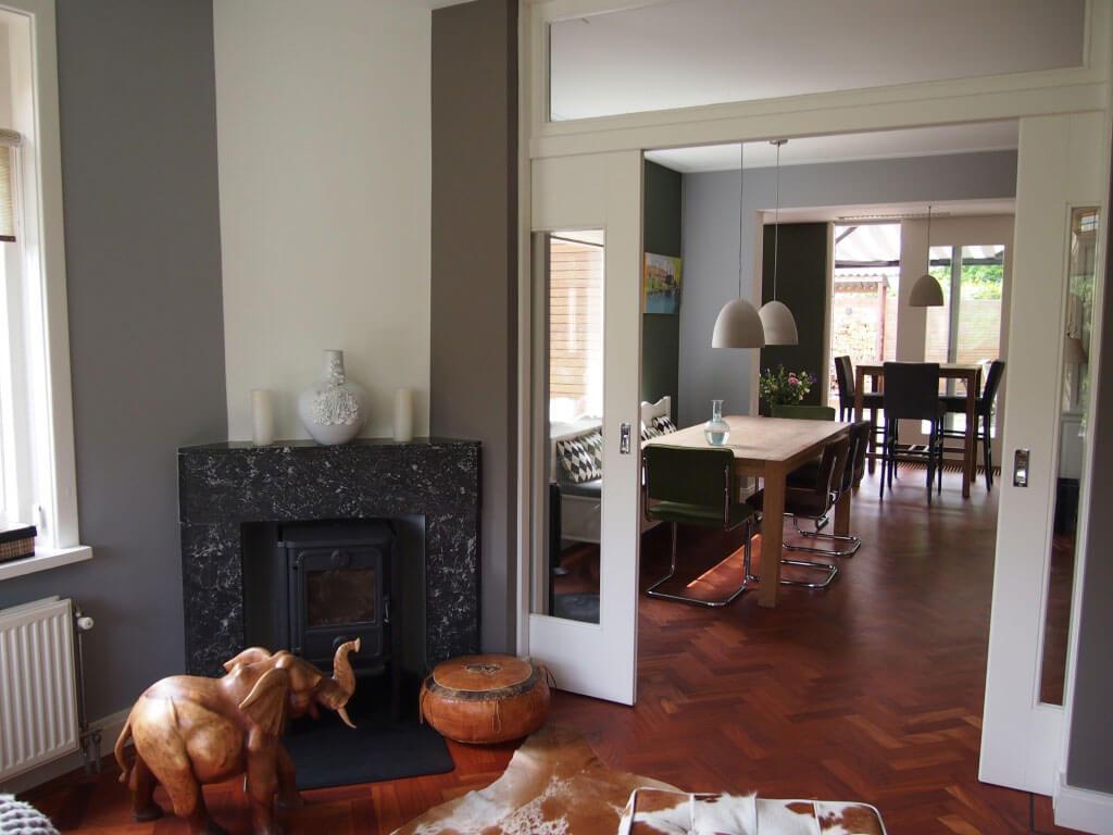 Binnenkijken in utrecht woonhuis bureau rosalisavilla - Kamer en kantoor ...