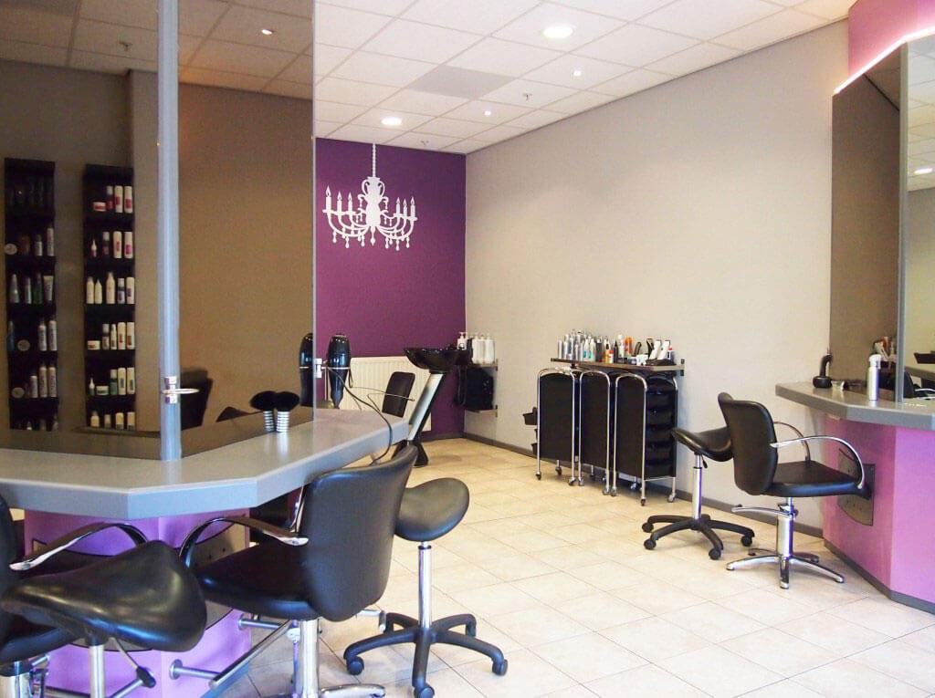 Binnenkijken Bij Kapsalon Into Hair Bureau Rosalisavilla