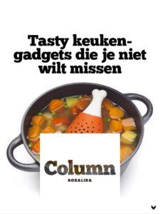 Column Tasty keukengadgets