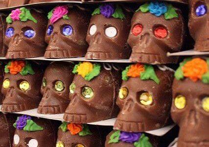 dia_de_los_muertos_suikergoed_chocolade