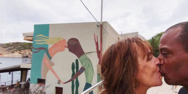 los_enamorados_muurschildering
