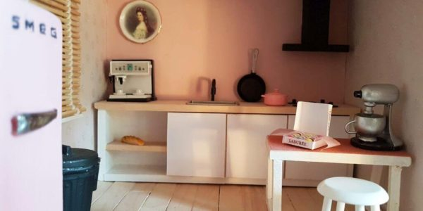 Mijn Mini Droomvilla keuken