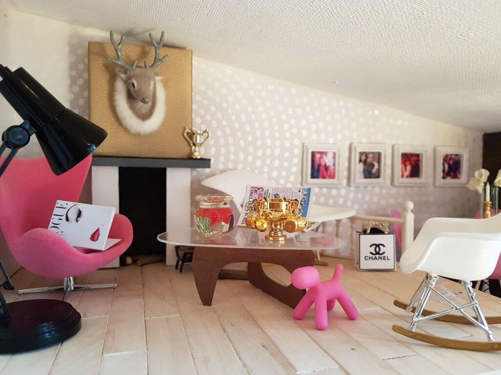 Mijn Mini Droomvilla Poppenhuis voor grown ups