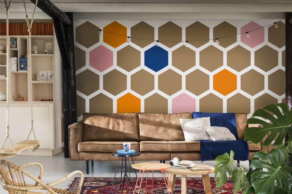 Trendkleur Diep Blauw : Bureau rosalisavilla spiced honey 2019 bureau rosalisavilla