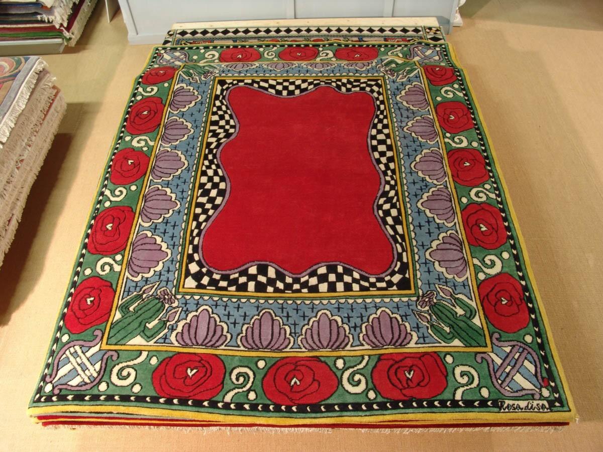 Rosa Lisa tapijt